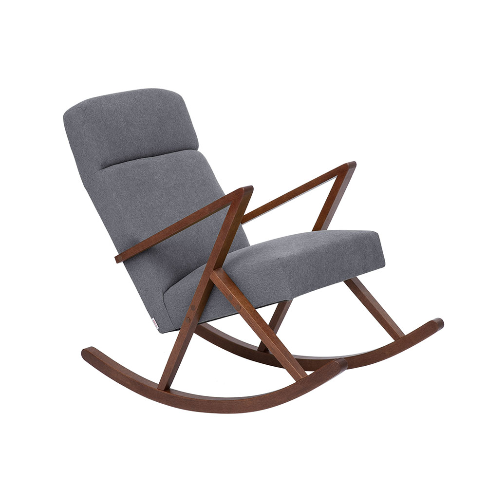 Sternzeit Design - Retrostar Lounge Rocker - Basic-Line